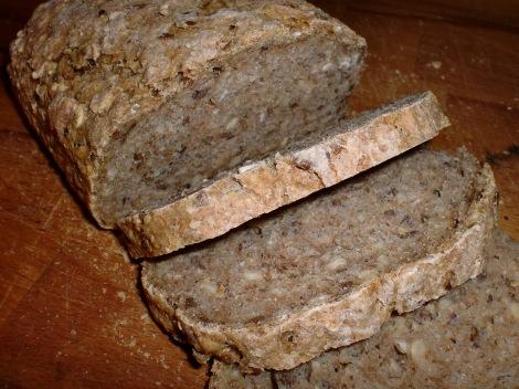 Brød med bygg