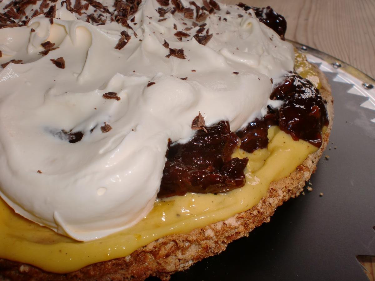 God gammeldags sviskekake - og en lavkarbovariant