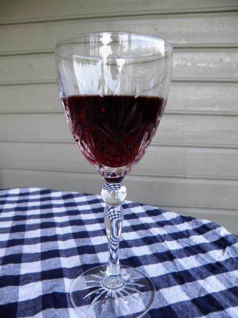 Solbærvin