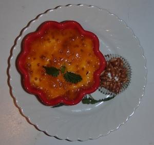 Ostekake med sitron og multer