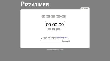 Pizzatimer