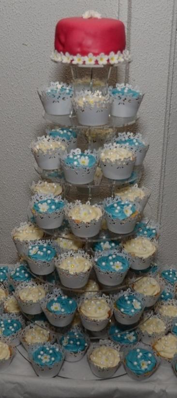 Cupcaketårn
