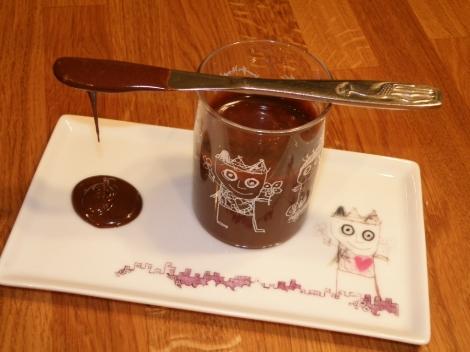 Sjokoladepålegg